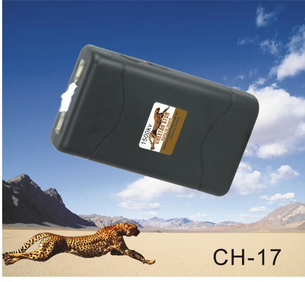1.5 million volts Cheetah Mini Stun gun